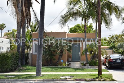 703 F Street, National City, CA - Streamline Moderne Style, E.J. Christman, architect