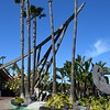 2303 Shelter Island Drive, Point Loma San Diego, CA - 1959 Humphrey's Half Moon Inn, Hiram Johnson Benedict, Architect, Tiki Architectural Style