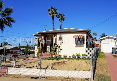 405 East 3rd Avenue, National City, CA - 1940's Streamline Moderne Style