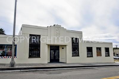 401 Seagaze Avenue, Oceanside, CA - 1935 Blade Tribune Building, Irving Gill, Architect