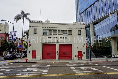 404 8th Street, Gaslamp Quarter San Diego - 1930's Art Deco Style