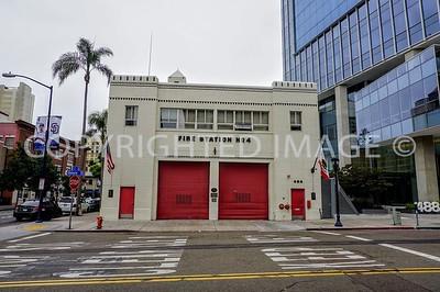 404 8th Street, Gaslamp Quarter San Diego - 1930's Art Deco Style