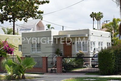 707 F Street, National City, CA - Streamline Moderne Style, E.J. Christman, architect