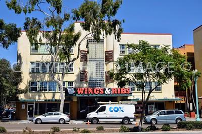 2930 El Cajon Boulevard, North Park San Diego, CA - 1930's Art Deco Style