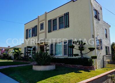 424 East 1st Avenue, National City, CA - 1940's Streamline Moderne Style