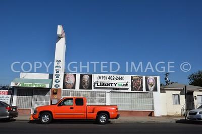 3660 Main Street, Barrio Logan San Diego, CA - Art Deco Style