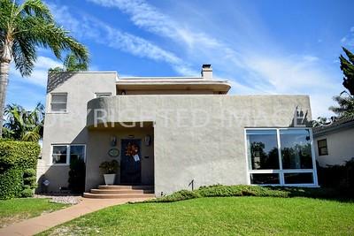 3037 28th Street, North Park San Diego, CA - 1936 Art Deco Style