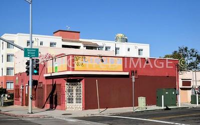 1694 National Avenue, Barrio Logan San Diego, CA - Streamline Moderne Style