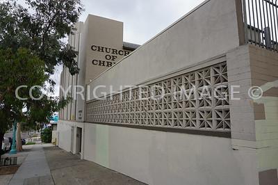 2528 El Cajon Boulevard, North Park San Diego, CA - 1930's Art Deco Church