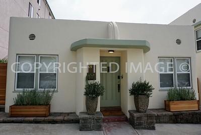 429 West Elm Street, Little Italy San Diego, CA - 1930's Art Deco Streamline Moderne Style