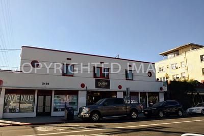 2195 Logan Avenue, Barrio Logan San Diego, CA - Art Deco Style