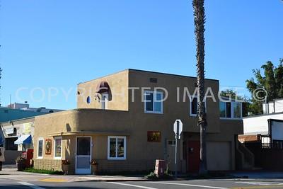 4676 Park Boulevard, University Heights San Diego, CA - 1930 modified Art Deco Style