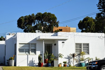 425 East 16th Street, National City, CA - 1930's Streamline Moderne Style