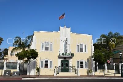416 3rd Avenue, Chula Vista, CA - 1930 Zig-Zag Moderne Style El Primero Hotel
