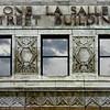 One La Salle Street Building, La Salle Street, Chicago.