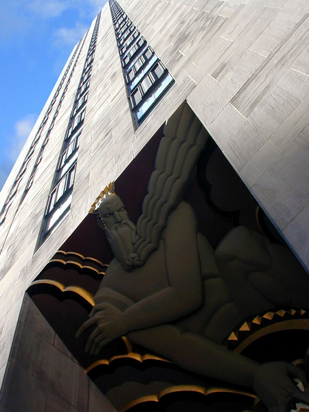 RCA Building, 30 Rockefeller Plaza.