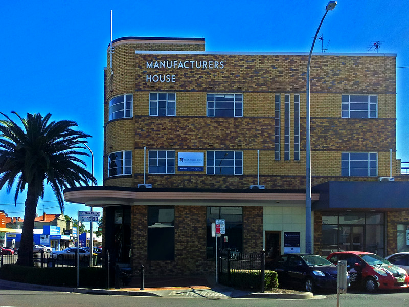 2 August, 2014: Manufacturers' House, Tamworth, New South Wales.