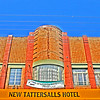 31 July, 2014: New Tattersalls Hotel, Lismore, New South Wales