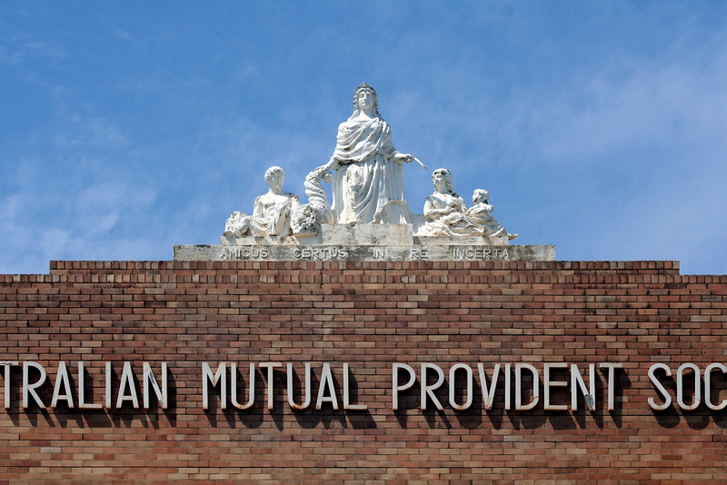 28 December 2011: Australian Mutual Provident Building, 557 Dean Street, Albury, New South Wales.