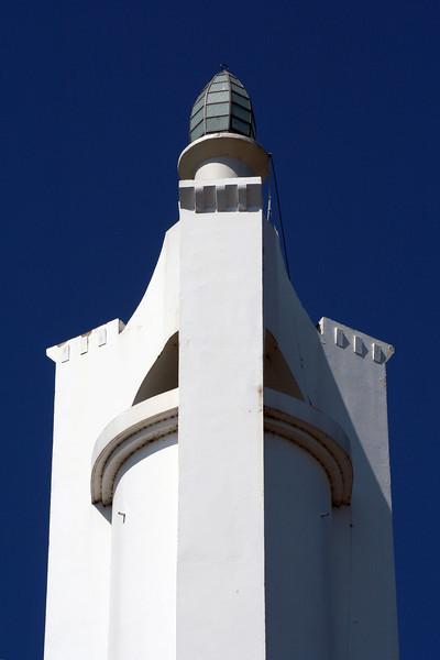 28 December 2011: War Memorial tower, Albury, New South Wales.