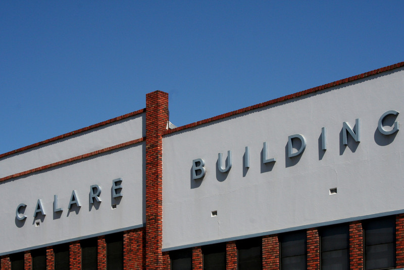 Calare Building, Kendall Street, Cowra, New South Wales, Australia.