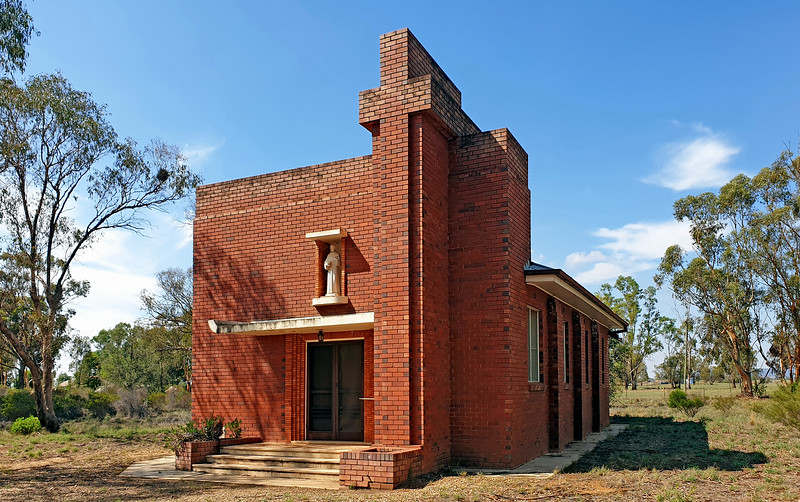12 February 2020: St Kevin's Roman Catholic Church, Galore, New South Wales.