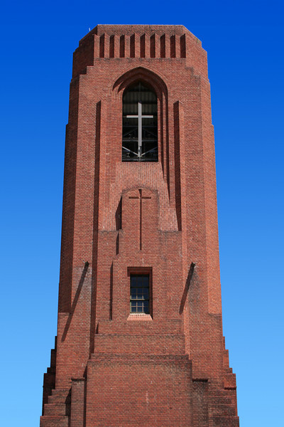 War Memorial Carillon, Kings Parade, Bathurst, New South Wales, Australia.