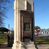 War Memorial, Young, New South Wales, Australia.