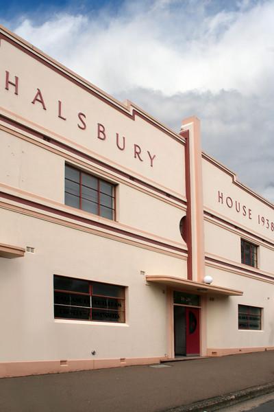 Halsbury House, 18-26 Montague Street, Goulburn, New South Wales, Australia.