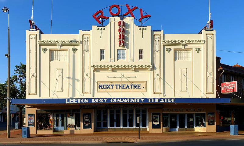 12 February 2020: Roxy Theatre, Leeton, New South Wales.