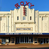 12 February 2020: Roxy Theatre, Leeton, New South Wales.