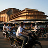 Another view of Phnom Penh's Central Market.