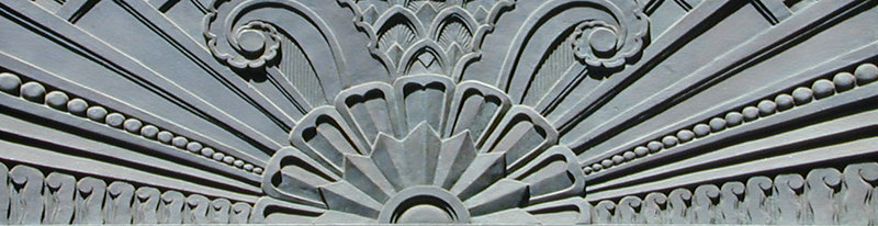 Relief detail, Manufacturer's House, 12-14 O'Connell Street, Sydney.