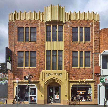 30 July 2015: Duncan House, 45 Brisbane Street, Launceston, Tasmania.