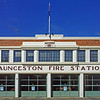 3 August 2015: Launceston Fire Station, 85-89 Paterson St, Launceston, Tasmania.