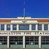 3 August 2015: Launceston Fire Station, 85-89 Paterson St, Launceston, Tasmania.