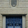 Entrance detail, 2nd Church of Christ Scientist.