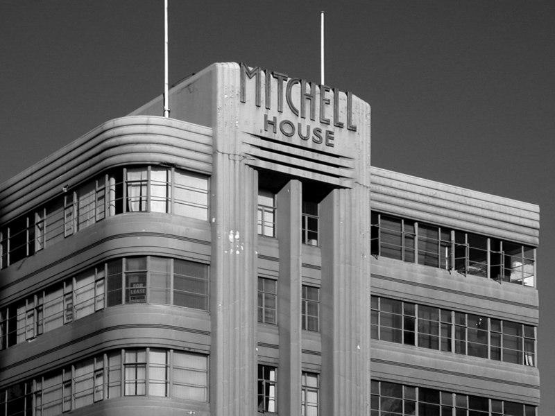 Mitchell House, Elizabeth Street, Melbourne.