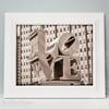 LOVE Unframed Print