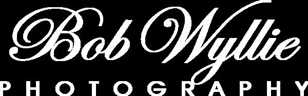 Bob Wyllie Photography Logo_White