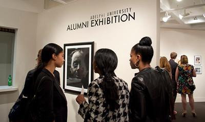 2012 Adelphi University Alumni Exhibition