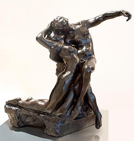L'Eternel Printemps – premier état (The Eternal Spring) by Auguste Rodin