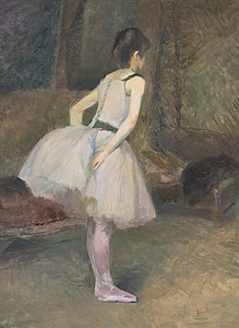 """2012 Lautrec, Degas, Rodin: """"Selections from the Adele and Herbert J. Klapper Collection"""""""