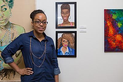 2014 Alumni Arts Exhibition and Reception