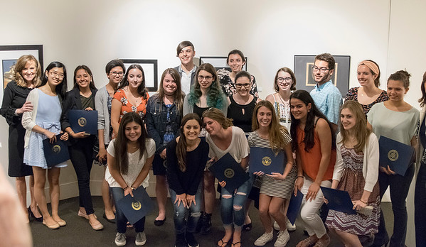 2016 Kathleen Rice's 4th Congressional HS Art Exhibition