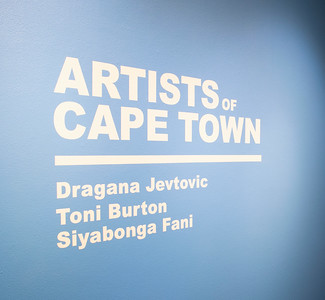 2016 Artists of Cape Town