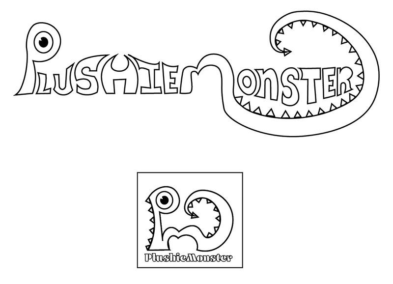 Plushie Monster