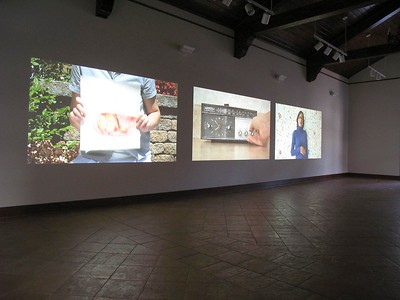 Julie Lequin, Top 30, October 2011, installation view