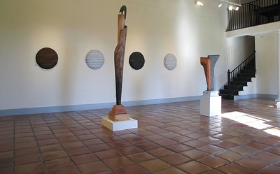 Joe Segal and Enzo Torcoletti, Form and Figure, March 2012, installation view