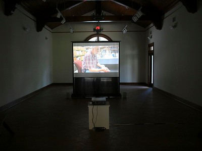 Before and After 1565: A Participatory Exploration of St. Augustine's Native American History, August 2012, installation view